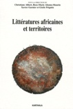 Christiane Albert et Marie-Rose Abomo-Maurin - Littératures africaines et territoires.