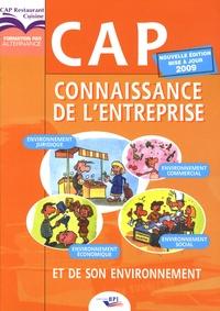 Goodtastepolice.fr CAP Connaissance de l'entreprise et de son environnement Image