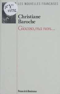 Christiane Baroche - Giocoso, ma non....