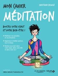 Christiane Beaugé - Mon cahier méditation.