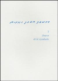 Christiane Blot-Labarrère - Jouve et le symbole.