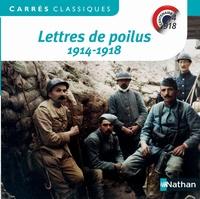 Téléchargements ebook pdf en ligne Lettres de poilus 1914-1918 par Christiane Cadet, Alexandre Lafon