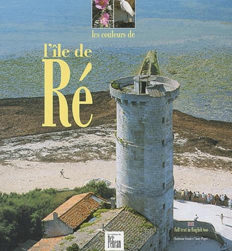 Christiane Cosnier - L'île de Ré.