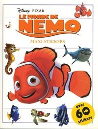 Christiane Crespin - Le Monde de Nemo - Maxi Stickers.