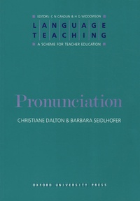 Christiane Dalton et Barbara Seidlhofer - Pronunciation.