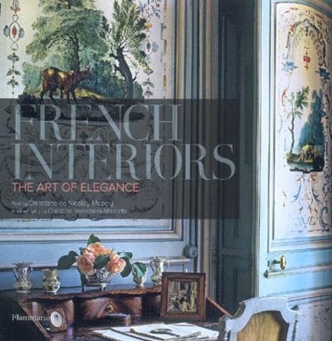 Christiane de Nicolaÿ-Mazery - French interiors.