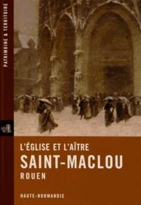 Christiane Decaëns et Henry Decaëns - L'église et l'aître Saint-Maclou - Rouen.
