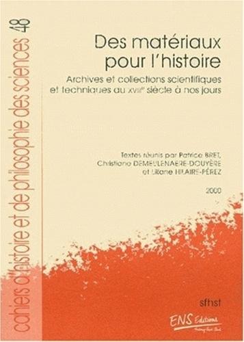 Christiane Demeulenaere-Douyère et Patrice Bret - .