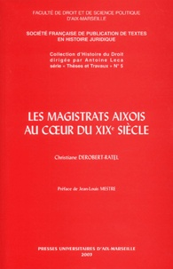 Histoiresdenlire.be Les magistrats aixois au coeur du XIXe siècle Image