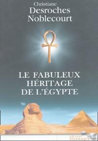 Galabria.be Le fabuleux héritage de l'Egypte Image
