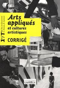 Histoiresdenlire.be Arts appliqués et cultures artistiques 1e et Tle Bac pro - Corrigé Image