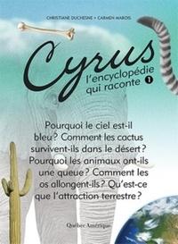 Cyrus, lencyclopédie qui raconte - Tome 1.pdf