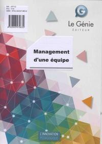 Management d'une équipe - Christiane Errouqui pdf epub