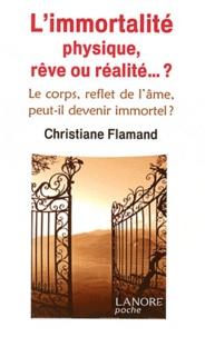 Goodtastepolice.fr L'immortalité physique, rêve ou réalité ? - Le corps, reflet de l'âme, peut-il devenir immortel ? Image