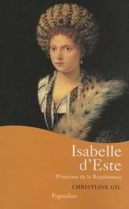 Christiane Gil - Isabelle d'Este.