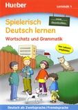 Christiane Grosskopf et Irmtraud Guhe - Wortschatz und Grammatik - Lernstufe 1. Neue Geschichten.
