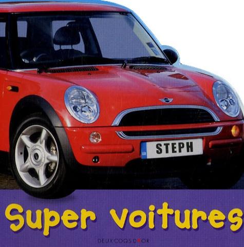 Christiane Gunzi et Paul Calver - Super voitures.