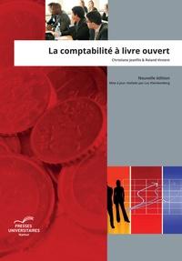 Christiane Jeanfils et Roland Vincent - La comptabilité à livre ouvert - Tome de l'élève.