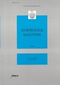Christiane Joffin et  Collectif - Microbiologie alimentaire.