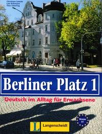 Histoiresdenlire.be Berliner Platz 1 - Deutsch im Alltag für Erwachsene A1 Image
