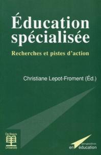 Christiane Lepot-Froment - .