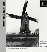 Christiane Lesage et Isabelle Turpin - Patrimoine du Nord - Augustin Boutique Photographe 1862-1944.