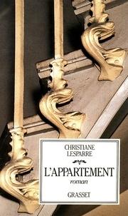 Christiane Lesparre - L'appartement.