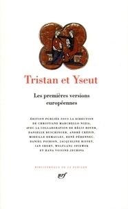 Christiane Marchello-Nizia - Tristan et Yseut - Les premières versions européennes.