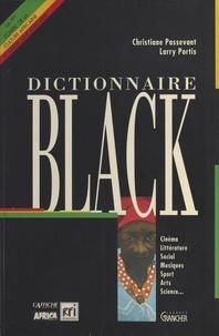 Christiane Passevant et Larry Portis - Dictionnaire Black.