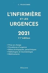 Christiane Prudhomme - L'infirmière et les urgences.