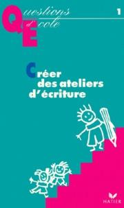 Deedr.fr Créer des ateliers d'écriture Image