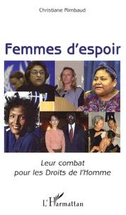 Femmes despoir - Leur combat pour les Droits de lHomme.pdf
