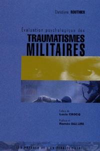 Evaluation psychologique des traumatisés militaires.pdf