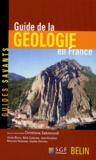 Christiane Sabouraud - Guide de la géologie en France.