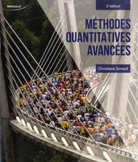 Christiane Simard - Méthodes quantitatives avancées.