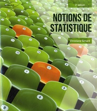 Christiane Simard - Notions de statistique.