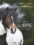 Christiane Slawik - Cheval libre attitude.