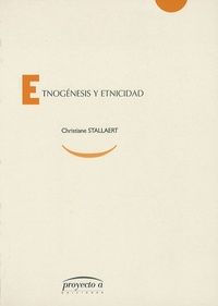 Christiane Stallaert - Etnogenesis y etnicidad.