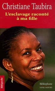 Christiane Taubira-Delannon - L'esclavage racontée à ma fille.