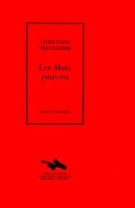 Christiane Veschambre - .