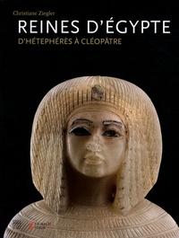 Histoiresdenlire.be Reines d'Egypte - D'Hétephérès à Cléopâtre Image