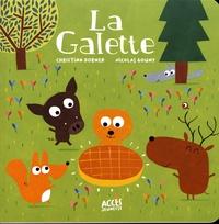 Christina Dorner et Nicolas Gouny - La galette.
