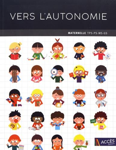 Christina Dorner - Vers l'autonomie - Maternelle TPS-PS-MS-GS. 1 DVD