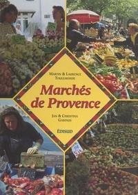 Christina Gabinus et Jan Gabinus - Marchés de Provence.