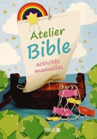 Christina Goodings - Atelier Bible - activités manuelles.