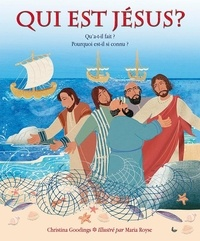 Christina Goodings - Qui est Jésus ?.