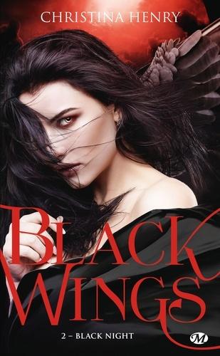 Black Wings Tome 2 Black Night