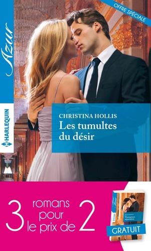 3 romans Azur pour le prix de 2. Les tumultes du désir - Une proposition irrésistible - Trompeuse réputation