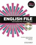 Christina Latham-Koenig et Clive Oxenden - English File Intermediate Plus - Student's Book. 1 DVD