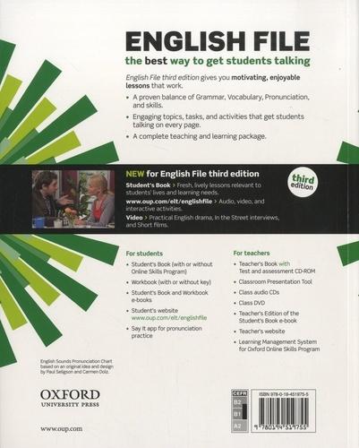 English File Intermediate Student's Book 3rd edition